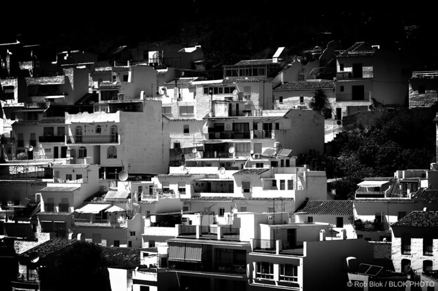 Spanish Houses-BPH2478bw