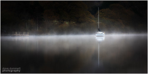 Moored in the Morning Mist | by Dave Dummett