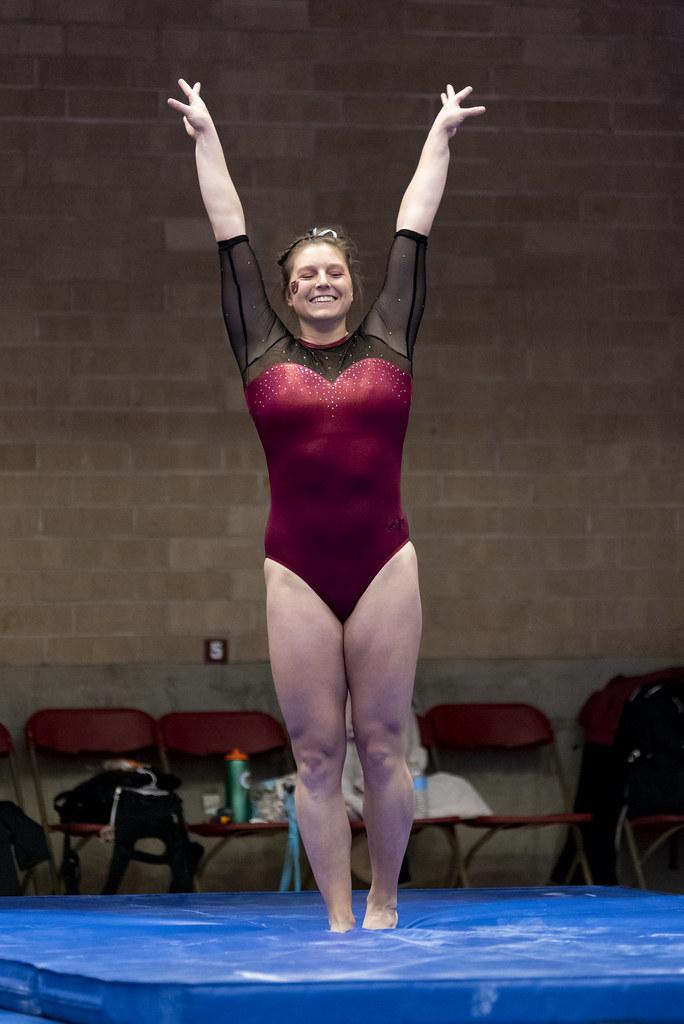University of denver gymnastics