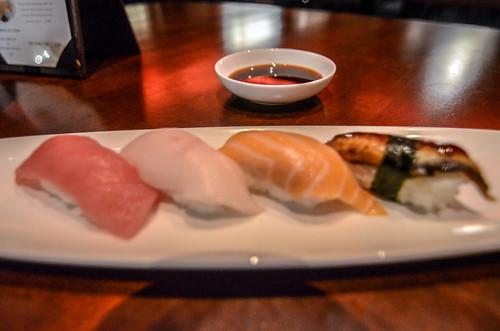Nigiri sushi Tokyo Dining Epcot | by gamecrew7