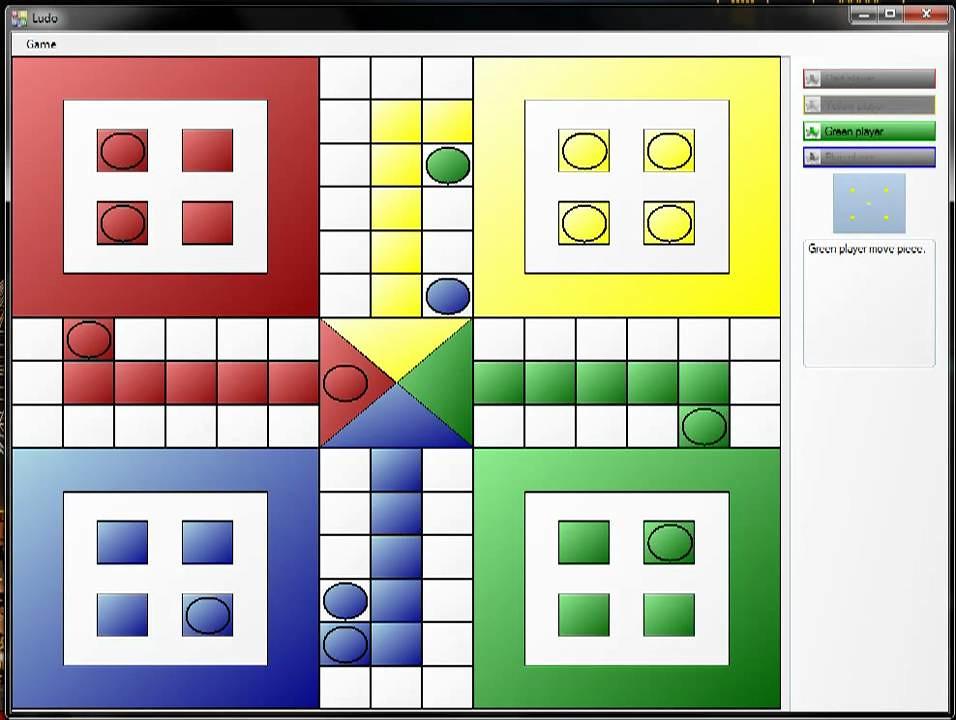 Ludo Game Java