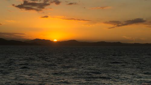 sunsetcoucherdesoleilambercove republiquedominicaine sky de larrière du bateau croisière oosterdam ship cruise i like photograph sunrises sunsets