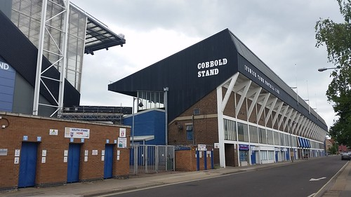 Cobbold Stand, Portman Road - Saturday 20th June 2015 | by CDay86