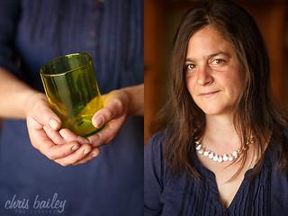 Sonja Klinger, Hot Glass Maker & Independent Artist | by Chris Bailey Photographer