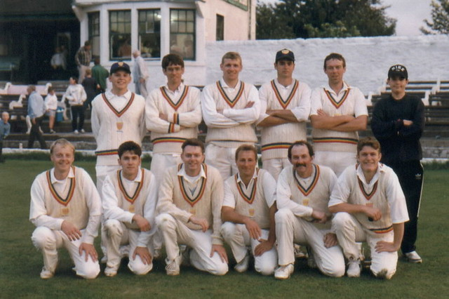 First XI 1996 - Kly Cup