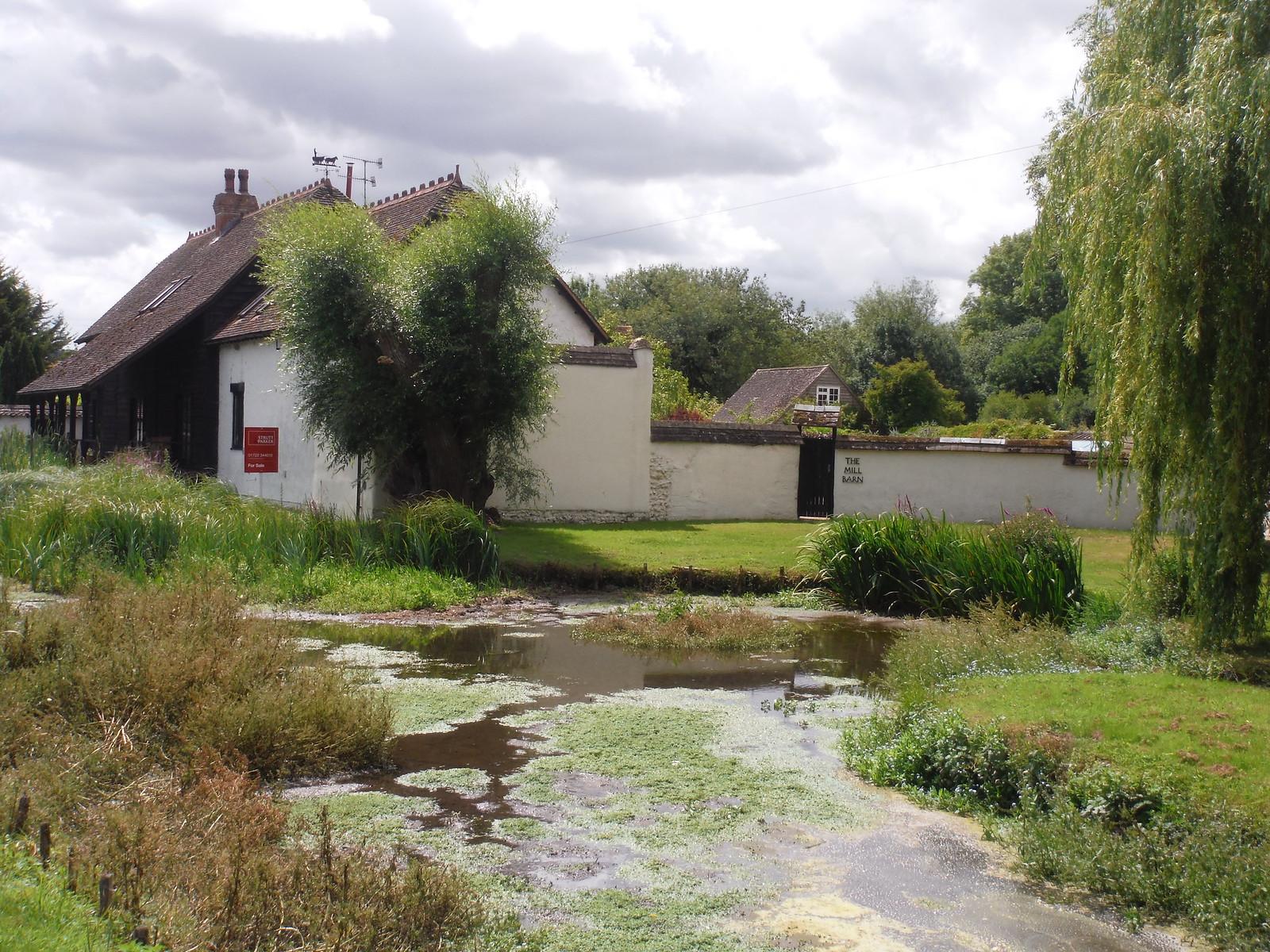 Mill Barn, Coombe Bissett SWC Walk 254 Salisbury Circular