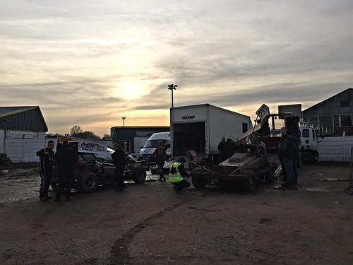 More in the pits at Belle Vue