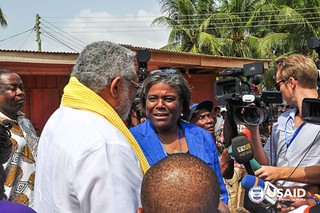 USAID in Ghana: Election Day 2016