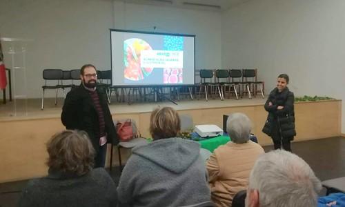 Sessões de (in)formação sobre o Ambiente