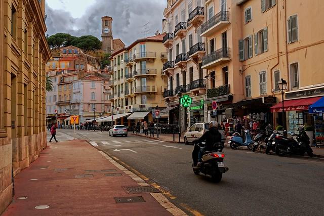 Cannes / Rue Félix Faure