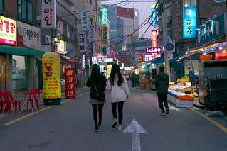 Seoul : Mia-dong