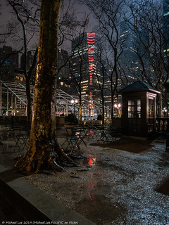 Rainy Bryant Park (20190310-DSC07343) | by Michael.Lee.Pics.NYC