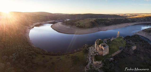 El Castillo Templario de Alba