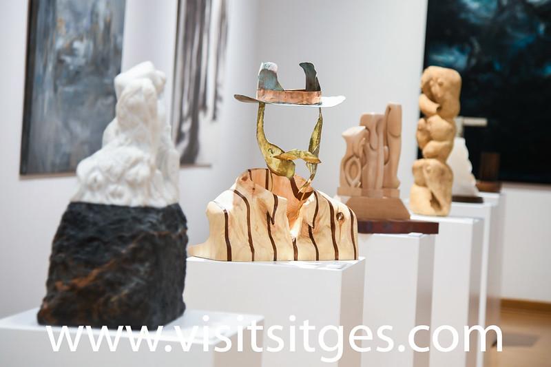 XXXV Concurso de Pintura Sanvisens y XXV de escultura Pere Jou Sitges 2021