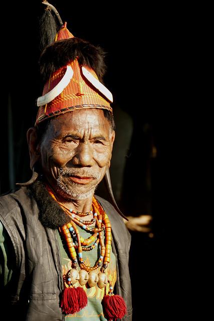 l'Angh, ou le roi du village