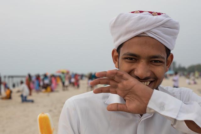 Beach Portraits, Kerala