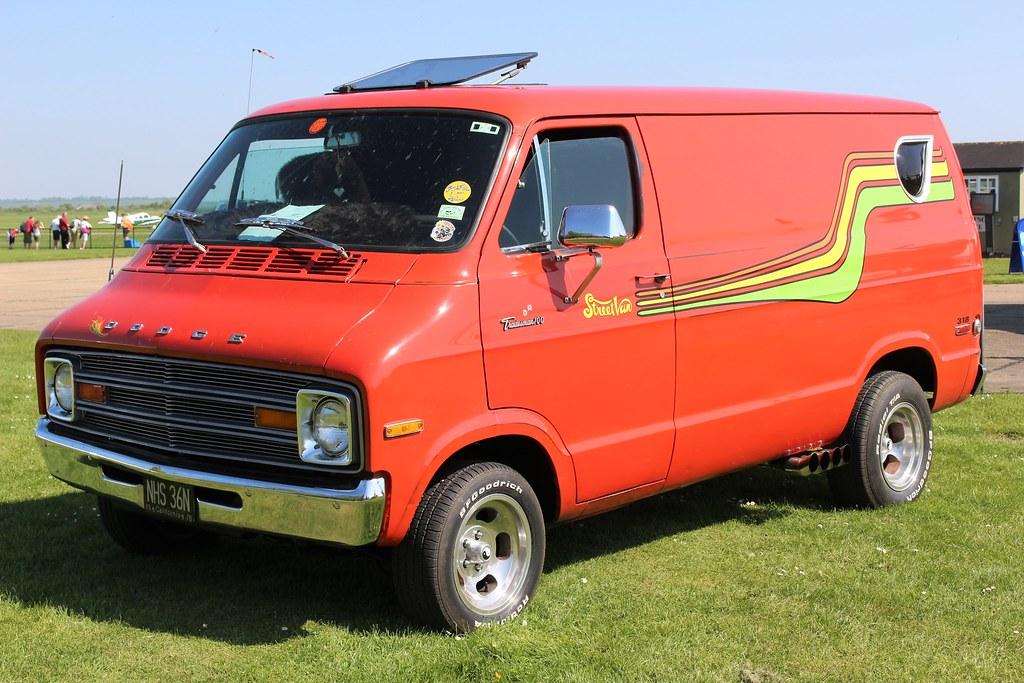 Dodge Tradesman Van | 1978 Dodge Tradesman Van Duxford Sprin