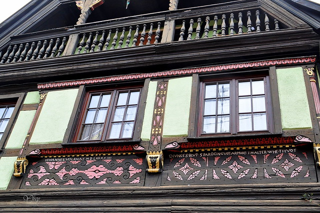 4/4 Kaysersberg - Ht Rhin Alsace