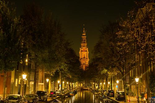 Zuiderkerk   by johan wieland