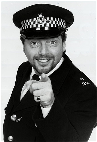 Jeremy Beadle impersonating a Comedian | by arthur.strathearn