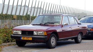 Peugeot 604 SL V6 automatique 1979 | by XBXG