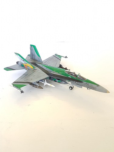 F18C Chippy Ho Hobbyboss 1/48 | by ianbflickr