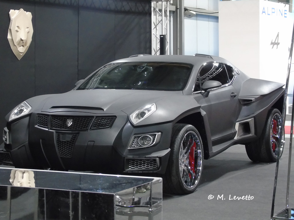 LEONI EXTREMA - Sports Action Vehicle | If you love SUV's an