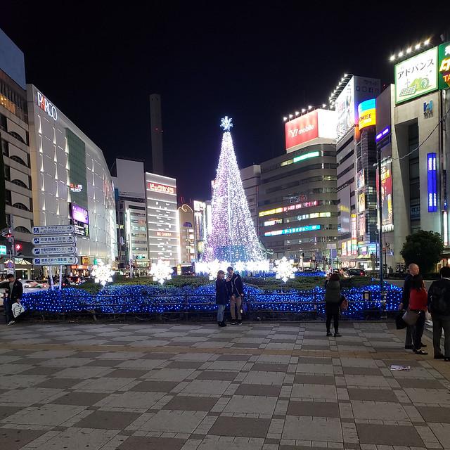 Christmas in Ikebukuro