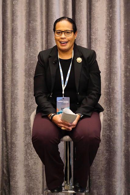 Sandra Mason, director, warrior care policy, U.S. Department of Defense
