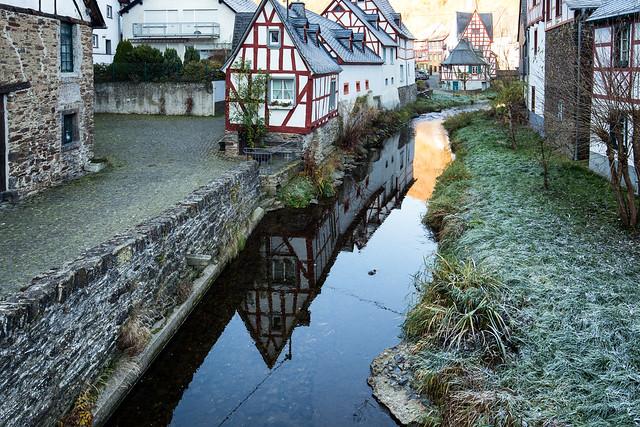 Monreal in Duitsland