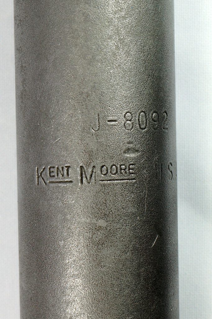 RD26701 Kent Moore J-8092 Universal Driver Handle  9 inch Long DSC08869