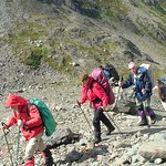 Vinciguerra Glacier Trekking Compania de guias Ushuaia _11