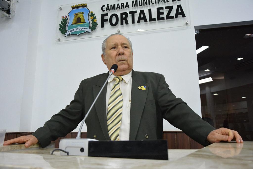 Idalmir Feitosa (PR) | Foto: Érika Fonseca | Câmara Municipal de ...