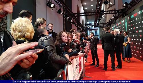 31 European Film Awards. Photojournalists and Audiovisual Journalists.