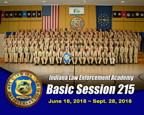 Two Newest SPD Officers Graduate from ILEA