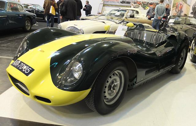Lister-Jaguar Knobbly 1959