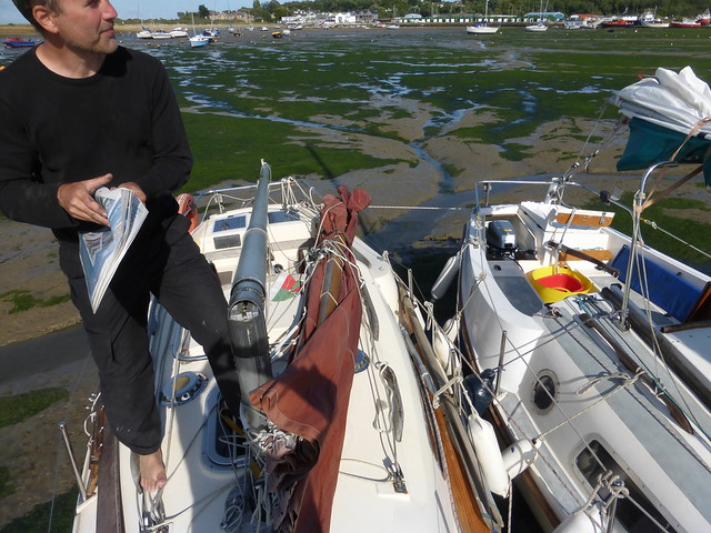 48. Emmelène meets Tammy Norie - aboard Tammy Norie