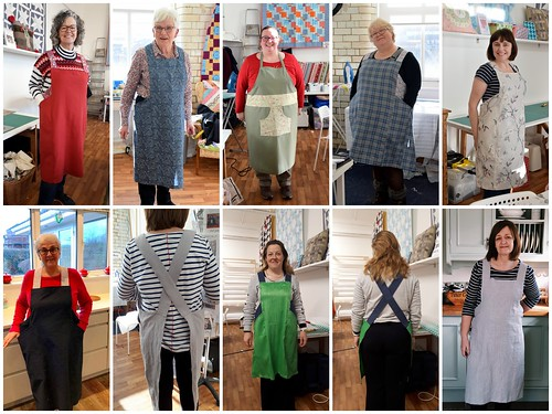 Apron Workshop   by Just Jude Designs