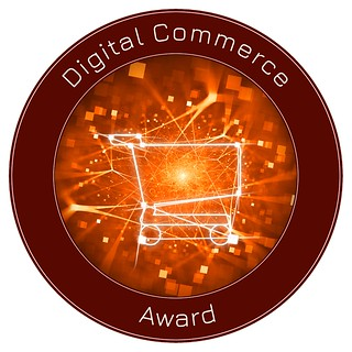 Logo Digital Commerce Award | by Digital Commerce Connect-Award-Night