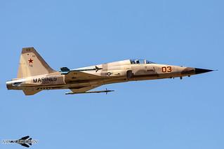 F-5N 761541 LS-03 VMFT-401 | by Ivan Voukadinov