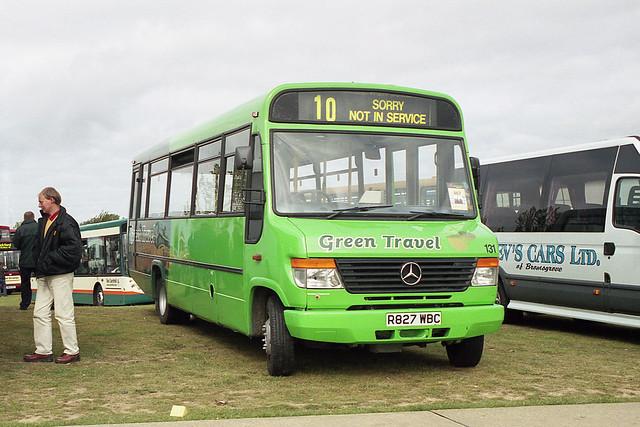 Green Travel 131 - R827 WBC