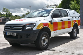 Monaghan Fire Authority 2015 Ford Ranger HPMP Fire L4V 151MN296 | by Shane Casey CK25