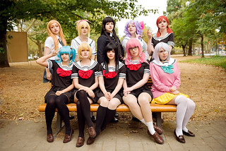 Mahou Shoujo Site / Magical Girl Site Cosplay | by Calssara