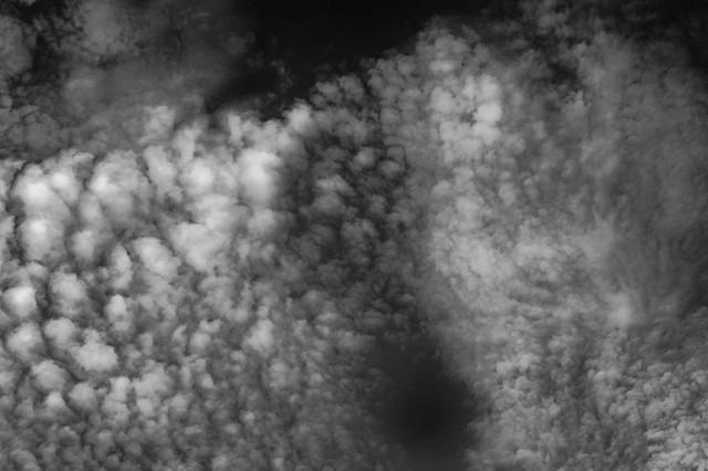 Sky study (III) - June 3, 2018