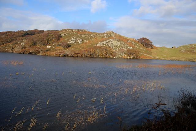 Loch Ruighean an Aitinn