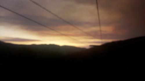 capelo coimbra portugal prt blurry outoffocus landscape sunset evening colours consciousness