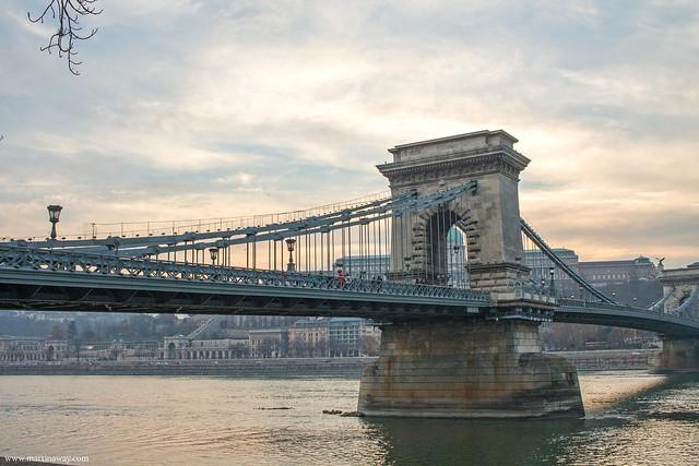 Ponte delle Catene, film girati a Budapest