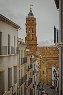 Vista urbana de Antequera