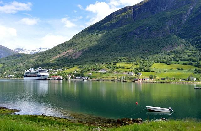 Olden, Nordfjord, Norway