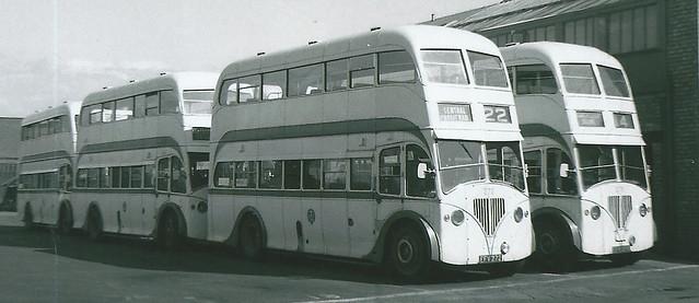 Blackpool 272 EFV272